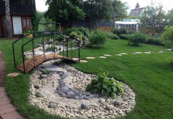 дизайн садового участка 10 соток фото 3