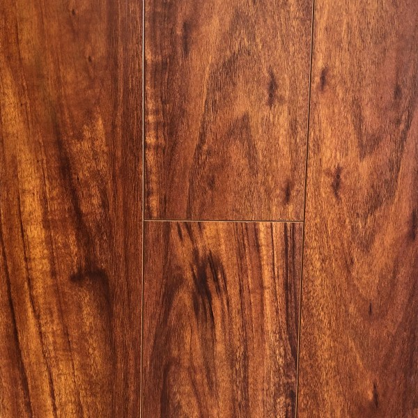 Florence Cherry Hand Scraped Collection , 12.3 mm Laminate Flooring