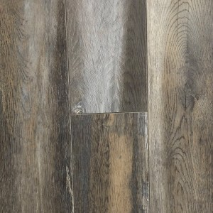 Ultimate Floors Crystal Collection 1215 x 165 x 12.3 mm Laminate Flooring in Grey Beach Color-0