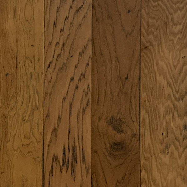 Shadow Light Engineered Hardwood Plaza Bevel fumed Hickory Collection