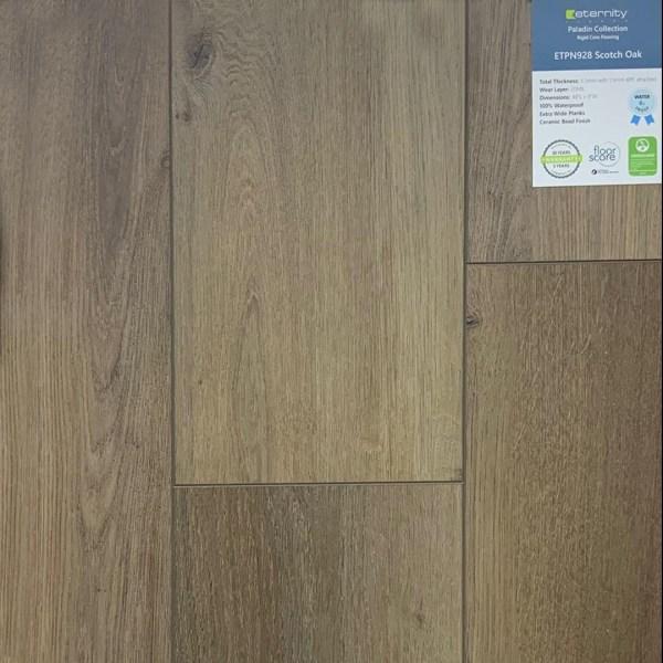 ETPN928 Scotch Oak SPC Flooring Paladin Collection | VFO Flooring