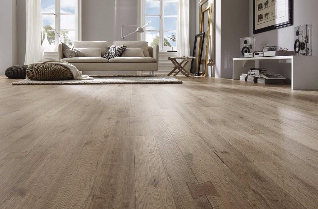 Wood Tile Floor in Tarzana