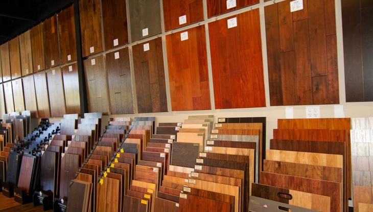 Hardwood Floor Store in San Fernando