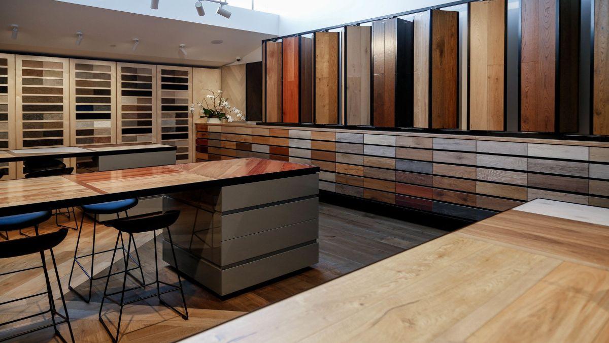 Hardwood Floor Store in Van Nuys