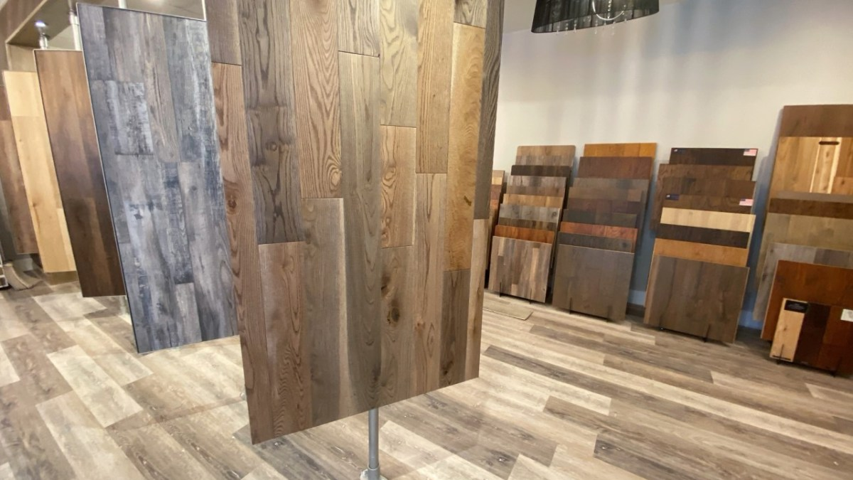Hardwood Floor Store in Mission Hills