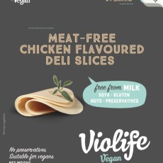 meat-free deli slices