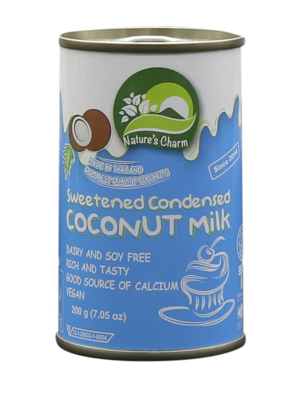 coconut condense milk