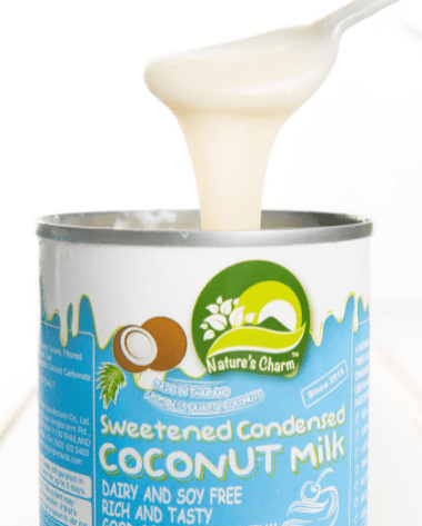 coconut condensed milk