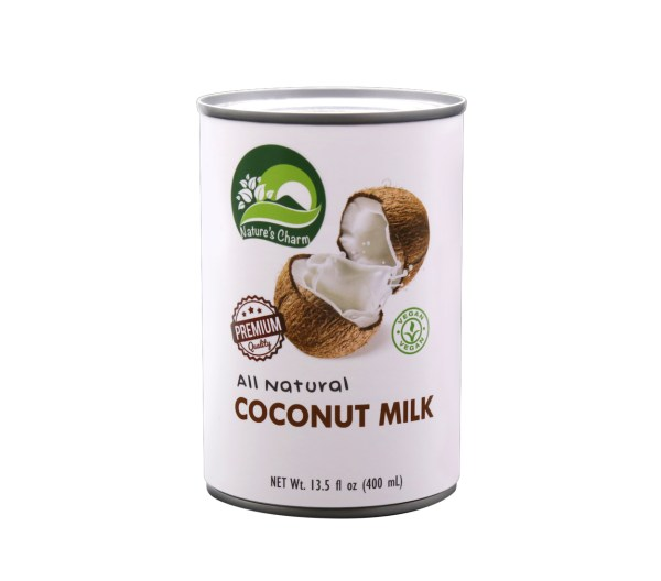 pure coconut milk
