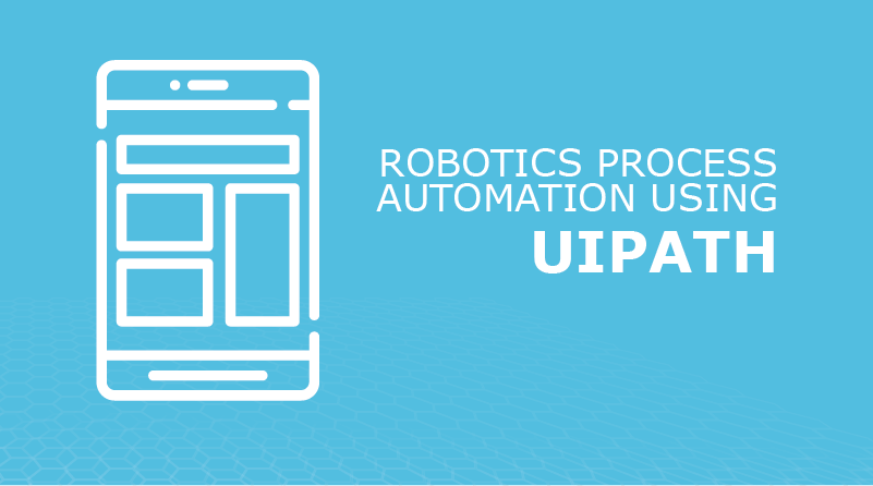 RPA using UiPath - VForce Infotech
