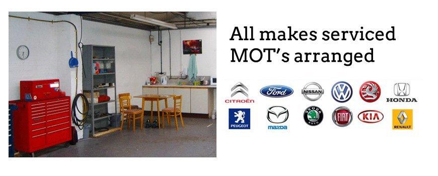 VFR Motor Services - we offer general car servicing for all car makes and models