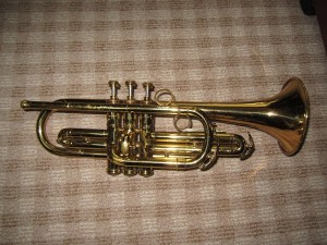 1933 Conn cornet