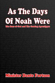 As The Days Of Noah Were
