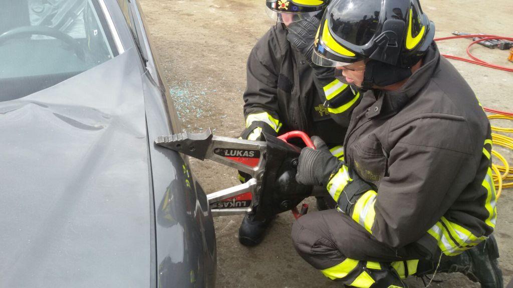 addestramento vigili del fuoco volontari sansepolcro