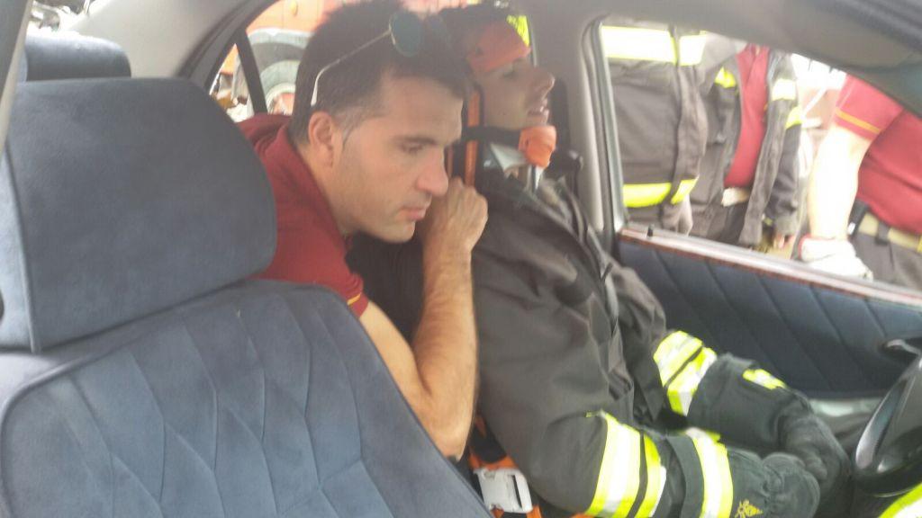 addestramento pompieri sansepolcro