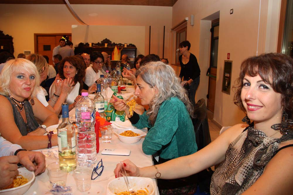 Cena associazione Vigili del Fuoco Sansepolcro (36)
