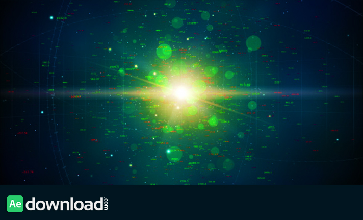 DIGITAL UNIVERSE LOOP - MOTION GRAPHIC (VIDEOHIVE) - Free ...