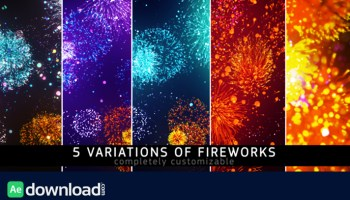 Toleratedcinematics 15 premade fireworks pack free after in free template fireworks motion graphic videohive pronofoot35fo Image collections