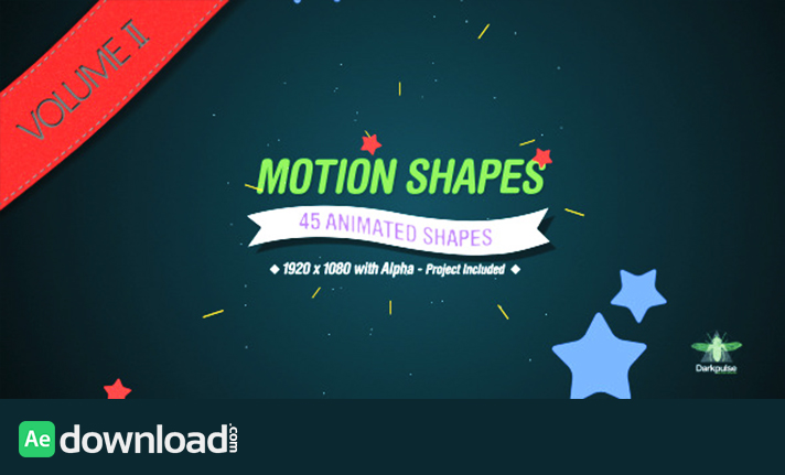 MOTION SHAPES VOL.2 - MOTION GRAPHIC (VIDEOHIVE) - Free ...