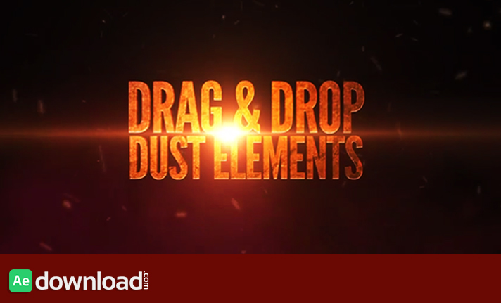 RAMPANT DESIGN TOOLS - DUST FX CINEMATIC DUST EFFECTS - Free After