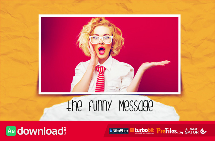 The Funny Message