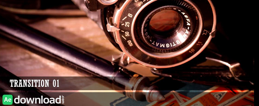 VIDEOHIVE VINTAGE LIGHT LEAKS - MOTION GRAPHICS - Free ...