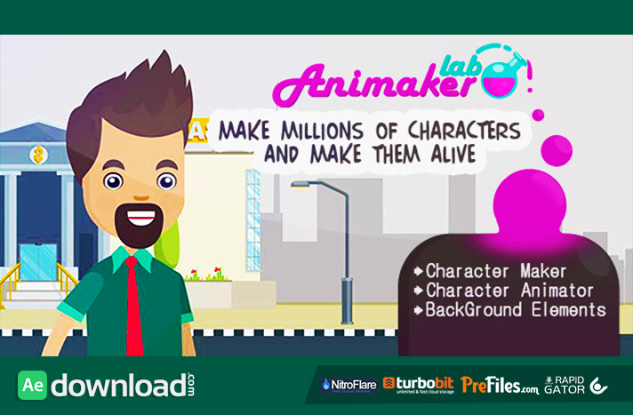 Animaker Lab Free Download After Effects Templates