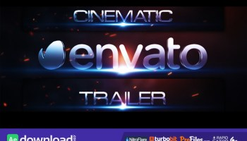 VIDEOHIVE TRAILER TITLES 19183723 - Free After Effects