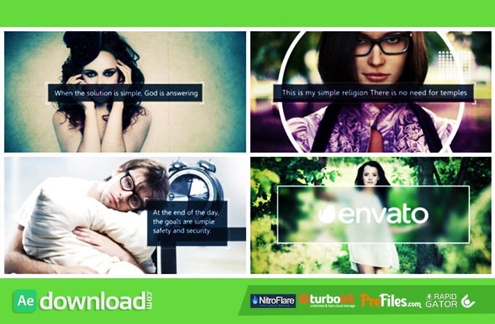 Dynamic Opener Free Download After Effects Templates