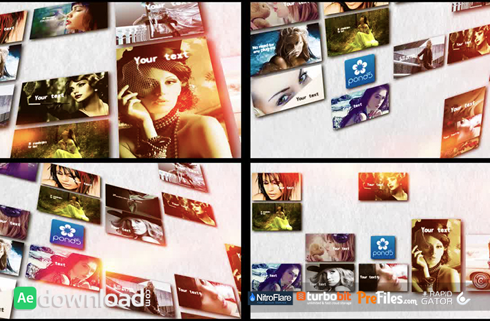 LABYRINTH - AFTER EFFECTS TEMPLATES (POND5) - FREE DOWNLOAD Free Download After Effects Templates
