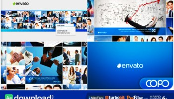 simple company presentation videohive project free download