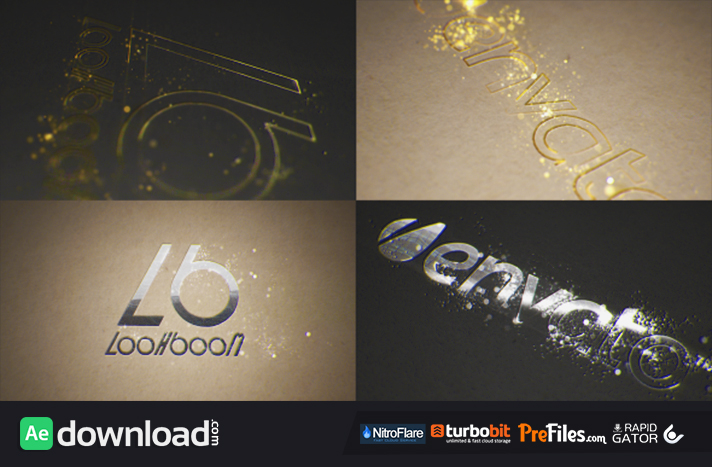 Organic Particle Logo Free Download After Effects Templates