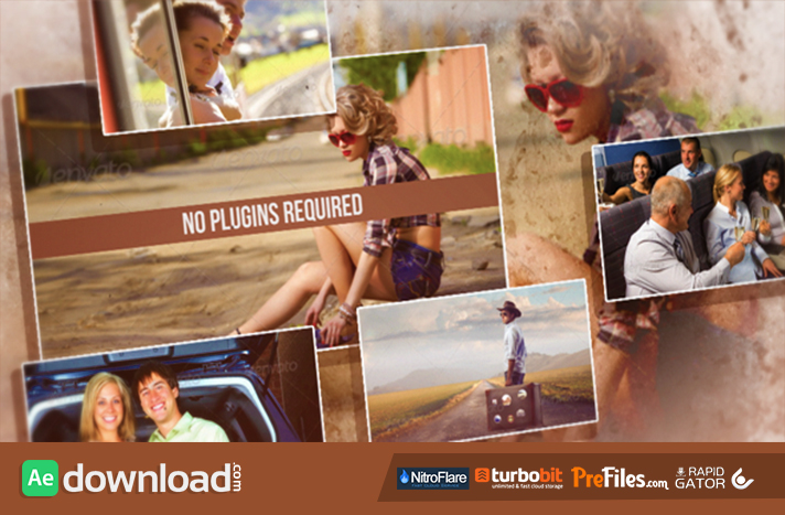 Travel Now Free Download After Effects Templates