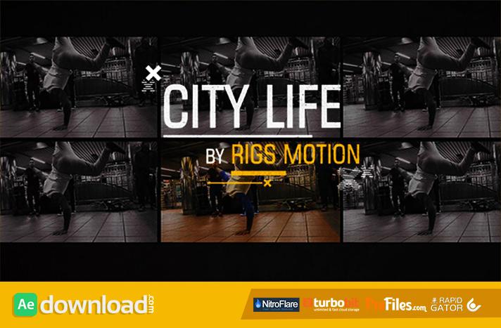 City Life Dynamic Opener