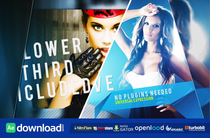 videohive fashion opener free download - free after effects, Powerpoint templates