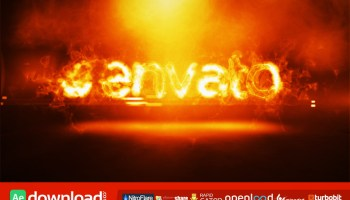 VIDEOHIVE FIRE LOGO 19209644 FREE DOWNLOAD - Free After