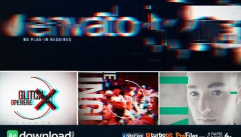 Retro opener after effects project videohive project free glitch opener videohive project free download pronofoot35fo Choice Image