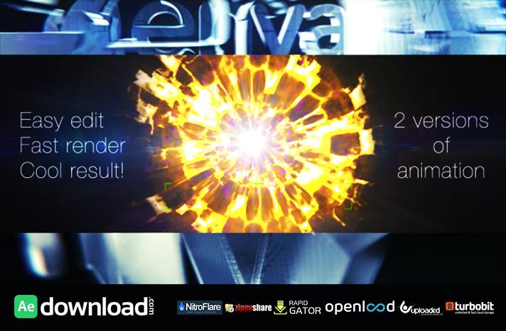 Metal Builder Logo free download (videohive template)