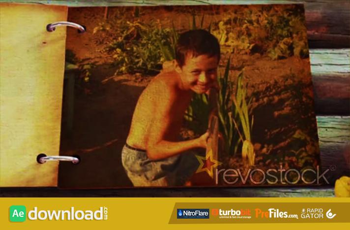 RETRO ALBUM PHOTO DISPLAYS (REVOSTOCK)