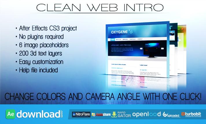 Clean Web Intro
