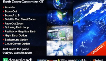 Earth street zoom free after effects project videohive free videohive earth zoom customize 6451983 gumiabroncs Gallery