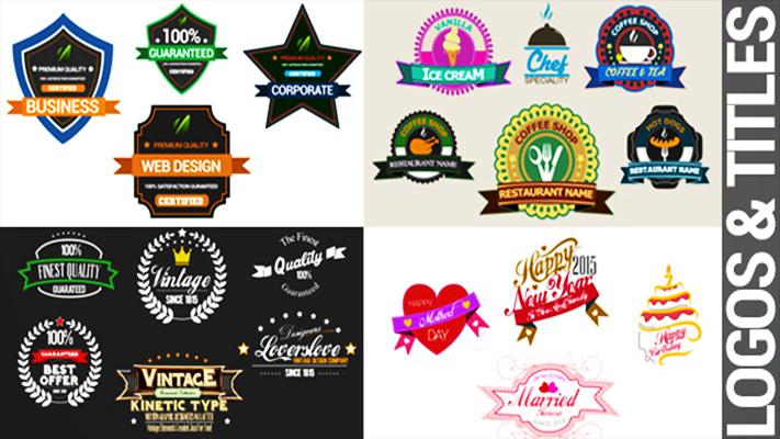 Logos Titles