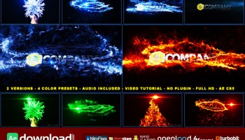 PARTICLE RUSH - FREE DOWNLOAD AFTER EFFECTS PROJECT - Free