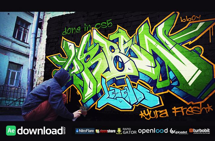 Spray Your Graffiti