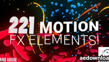 VIDEOHIVE LIQUID ANIMATION TITLES - FREE DOWNLOAD - Free