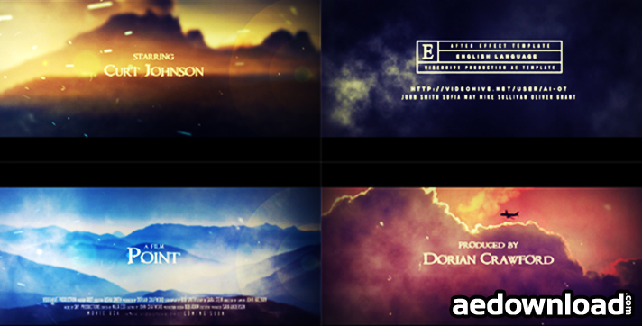 FILM INTRO FREE DOWNLOAD - VIDEOHIVE - Free After Effects Template ...