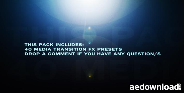 Media Transitions FX Pack
