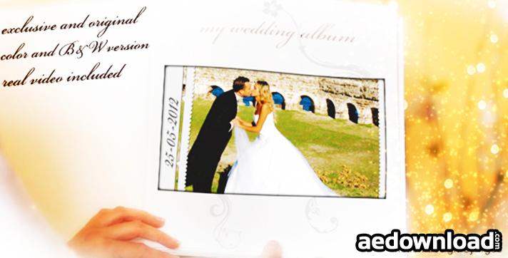 Wedding Album Love Memories