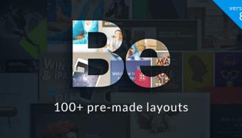 BeTheme v11 9 – Responsive Multi-Purpose WordPress Theme Free
