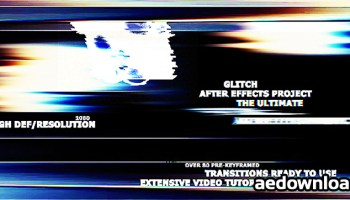 VIDEOHIVE GLITCH PRO | ESSENTIAL GLITCH EFFECTS PACK - Free